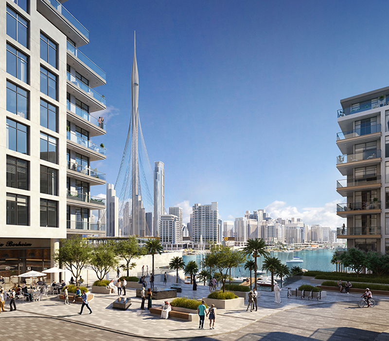 Harbor Cove Apartments: Emaar DCR The Cove